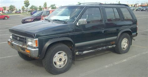 car engine manuals 1993 nissan pathfinder electronic toll collection 1995 nissan pathfinder se 4dr suv 3 0l v6 4x4 manual