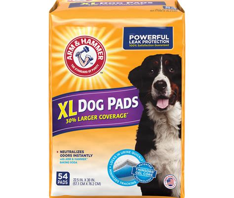 xl puppy pads arm hammer licensed partner products
