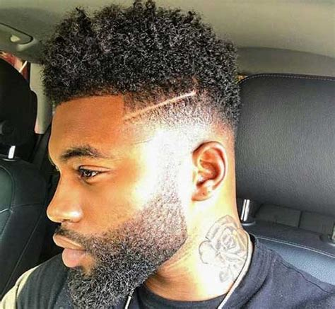 Cool Hairstyles For Black Guys black haircuts mens hairstyles 2018