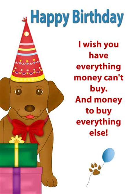 printable birthday cards with dogs on them free printable pet birthday cards
