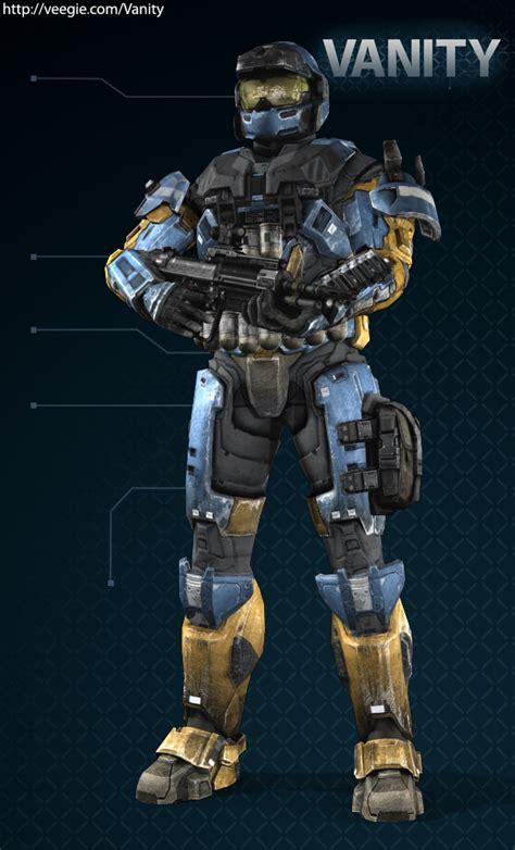 Halo Vanity halo armor vanity ver by lone0wolf on deviantart