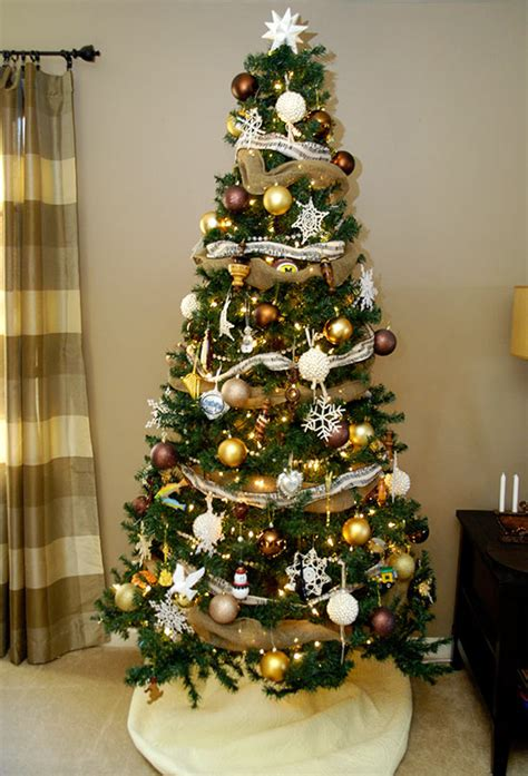 christmas tree turning brown brown and white tree archives living rich on lessliving rich on less