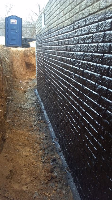waterproofing exterior basement wall vnflylkjljntduo by