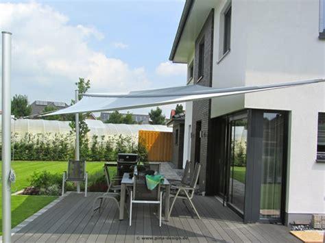terrassen sonnensegel sonnensegel terrasse sonne stilvoll genie 223 en pina design 174