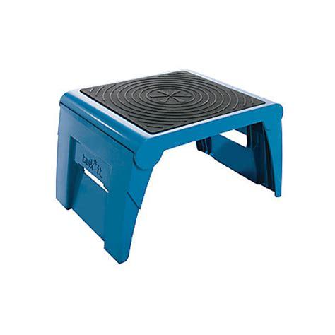 Cramer Folding Step Stool by Cramer Task It 1up Folding Step Stool Blue By Office Depot