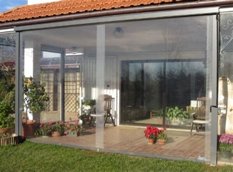 tende x veranda tende da veranda idee di design nella vostra casa