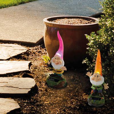 de jardin solaire nain de jardin solaire joyeux orange personnage lutin solaire objetsolaire