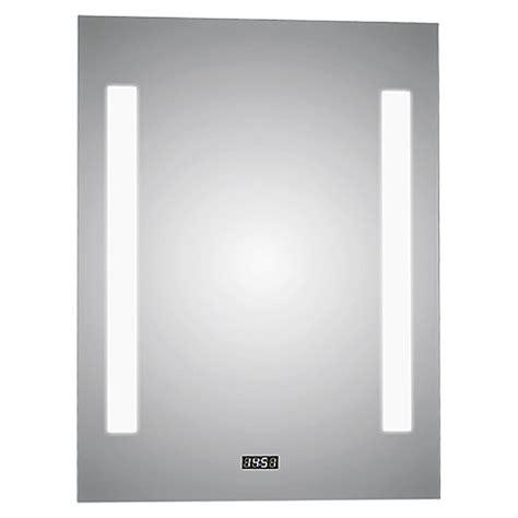 spiegelschrank 50 x 60 led lichtspiegel creek 50 x 70 cm