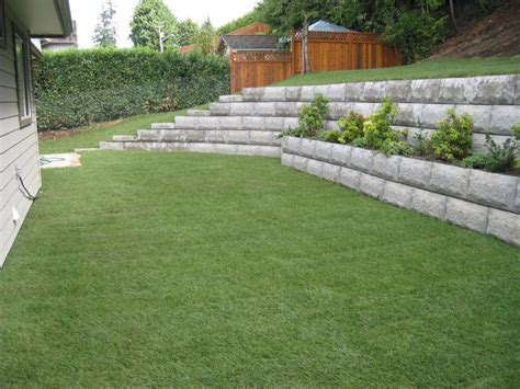 Residential Retaining Walls Residential Retaining Wall