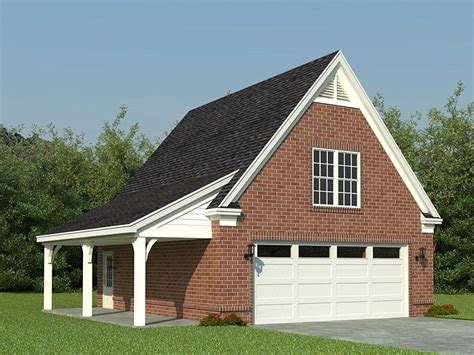 Detatched Garage by Detached Garage Plans With Bonus Room Woodguides
