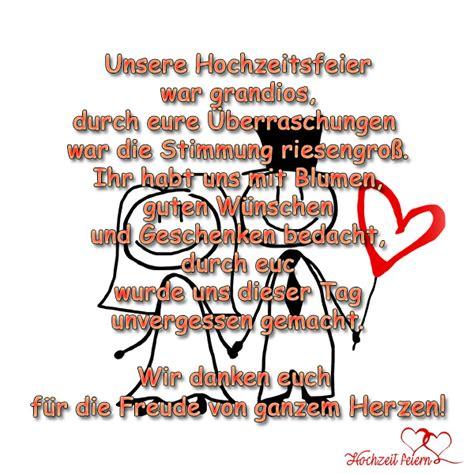 Danksagung Hochzeit by Danksagung Hochzeit Aktuelle Textideen