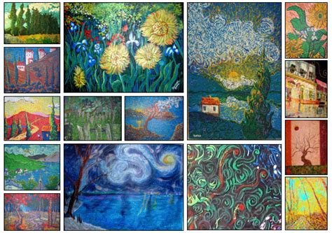 Gallery Wall Inspiration by Vincent Van Gogh S Impact On Art
