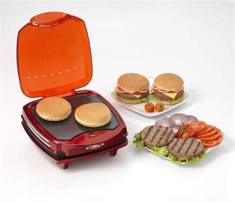 piastra per cucinare hamburger hamburger maker time ariete