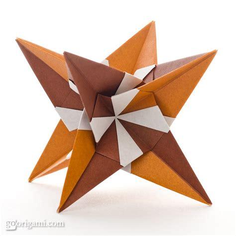 Origami On The Go - morning by miyuki kawamura modular origami go origami