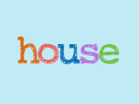 House Sight Word Song For The Word Quot House Quot Youtube