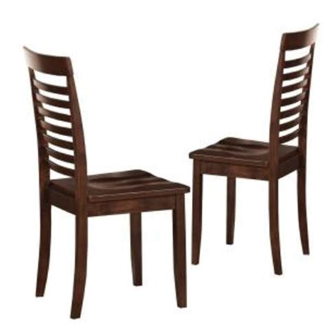 Dining Room Chairs Home Depot Home Decorators Moulins Slat Back Chairs From Home Depot