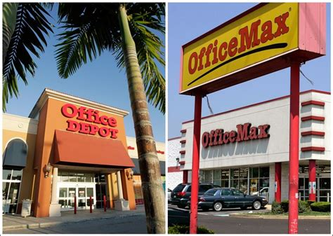 office depot joins officemax in 1 2b deal to stay