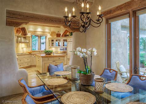 southwest adobe home interior design photography  behance