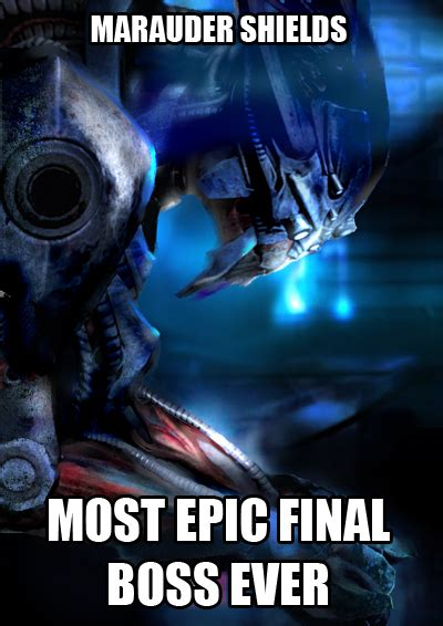 Mass Effect Meme - the ending of mass effect 3