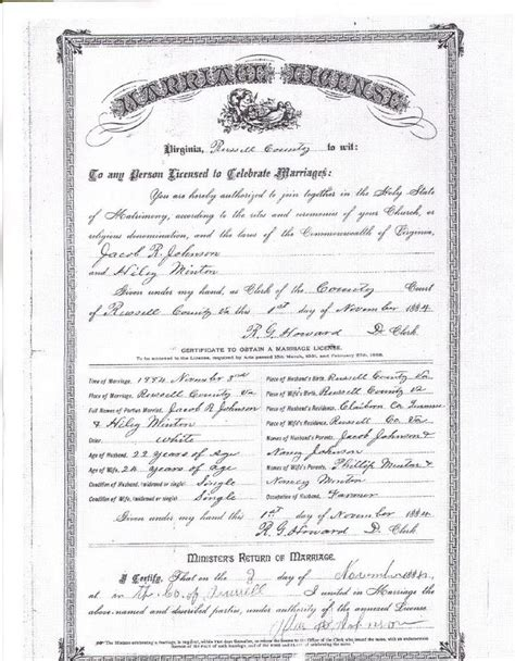 Kentucky Marriage Records Genealogy Kentucky Is My Home Marriage Certificates Genealogy