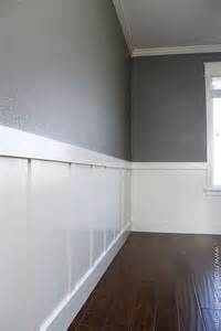 Wainscoting Spacing - board and batten tutorial for the home pinterest