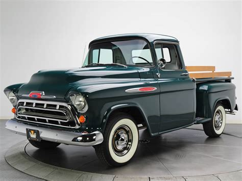 1957 chevy stepside pick up 1957 chevrolet 3100 stepside truck design interior