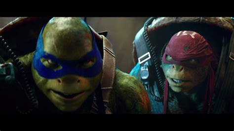 film ninja turtles 2016 full movie bande annonce 2 leonardo raphael 2 film paramount 2016