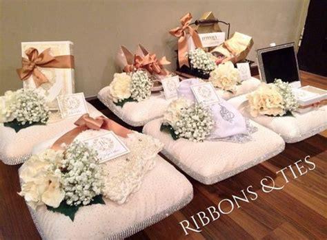 B00843bab1 Dress Baby Putih Brokat Bunga gubahan hantaran terkini search weddings