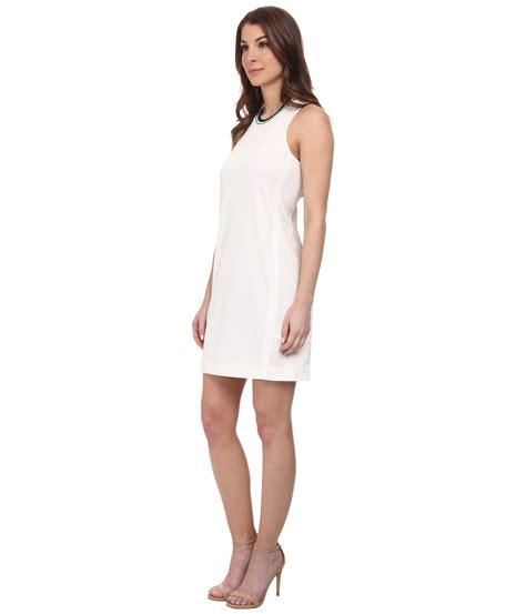 Lq 02 Ress Sweater Yiyo White minkoff dress in white lyst