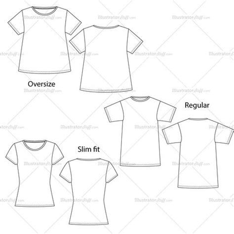 Playtime Slim T Shirt Specs 1000 images about sketches flats technical specs on