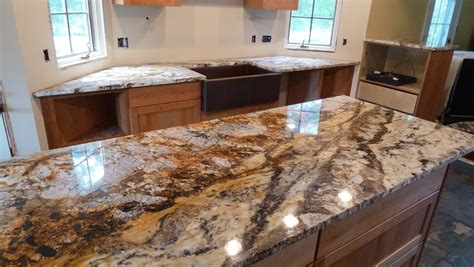 Granite Countertops Columbus Ohio by Completed Kitchen Countertops The Granite