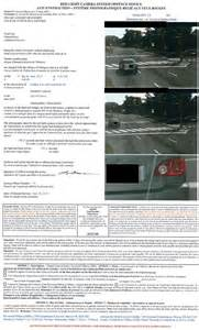 traffic light ticket traffic tickets and other provincial offences act poa