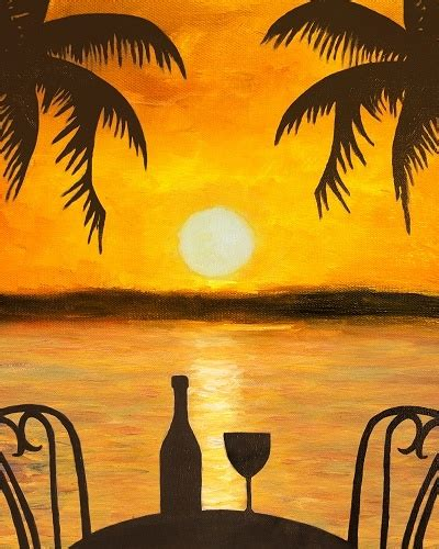 paint nite temecula paint nite reservations in paradise