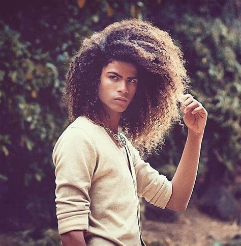 Hairstyles For Curly Haired Guys by Curly Hair Guys