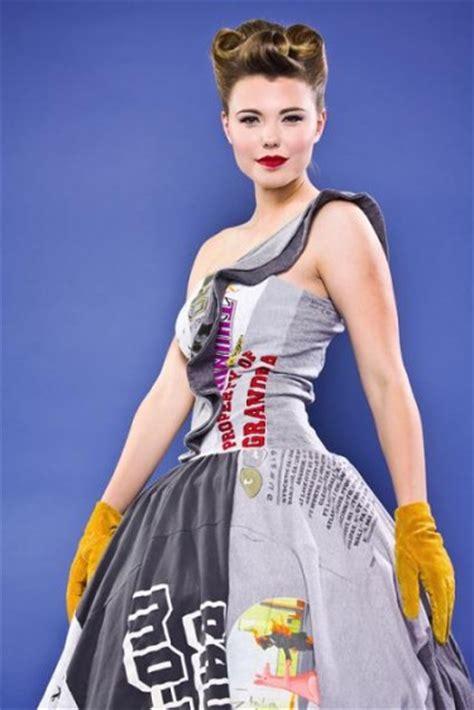 Independent Fashion Designer Angela Johnson by Victim Fashion Eco Fashion Talk