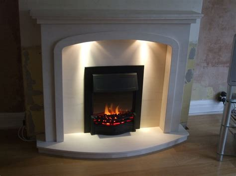 Fireplace Electric Fires by Portfolio The Barn