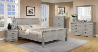 Modern home gray bedroom furniture ideas