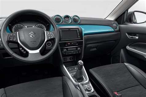 Suzuki Inside Car Picker Suzuki Vitara Interior Images