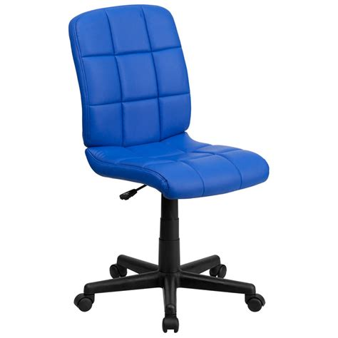 Quilted Chair by Quilted Modern Armless Office Chair Eurway Furniture