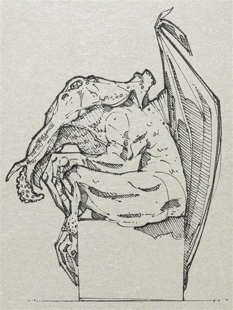 H P Lovecraft Sketches by 17 Best Images About Cthulhu On World War
