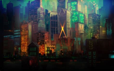 transistor ending reddit taken from supergiant s own website a 1680x1050 wallpaper of from their newest