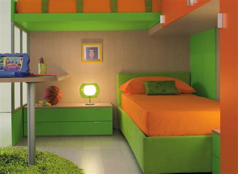 green and orange bedroom orange green kids room orange and green pinterest