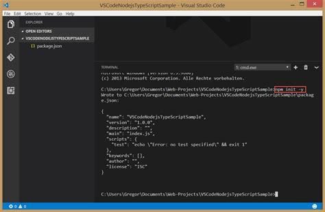 node js tutorial visual studio code 100 node js tutorial code github igorantun node