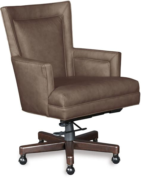 beige office desk rosa beige leather home office chair from hooker coleman