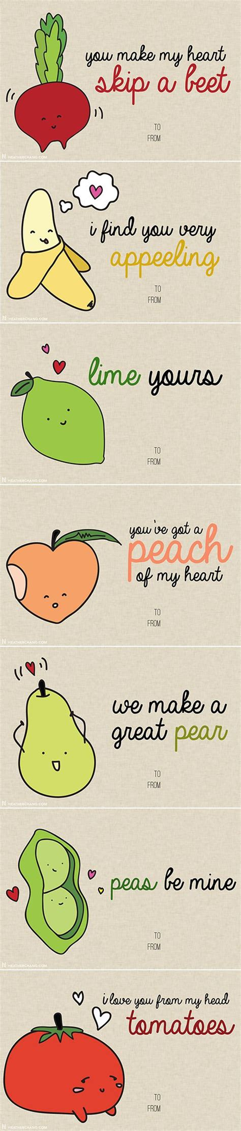 corny valentines day jokes 10 printable v day cards with food puns so bad they re