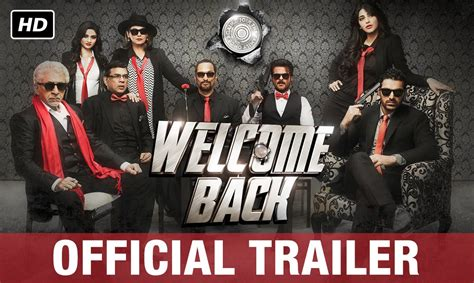 film india welcome welcome back official trailer english subtitles anil