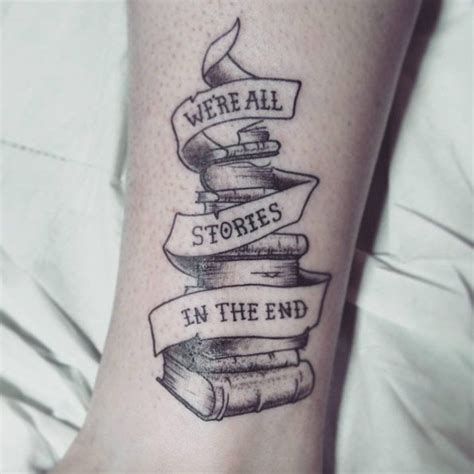 tattoo quotes books 40 amazing book tattoos for literary lovers book tattoo