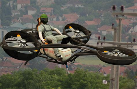 ultra light mosquito helicopter: personal transportation