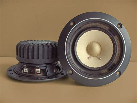 Speaker Fostex 18 Inch fostex fe 108 sigma fullrange loudspeaker measurements data and information range
