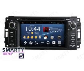 jeep grand cherokee android in dash car stereo dvd gps